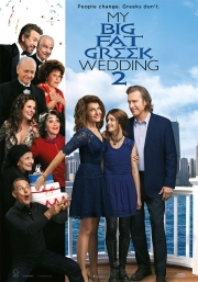 My Big Fat Greek wedding, het vervolg!