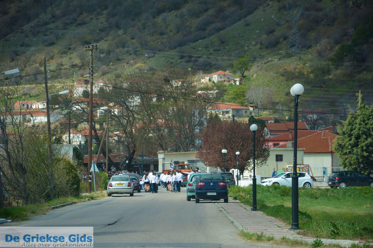 foto Vanaf Amindeo via Aetos naar Nimfeon   Florina Macedonie Foto 3
