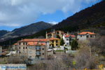 Het bergdorpje Pisoderi bij het skigebeid Vigla | Florina Macedonie 3 - Foto van De Griekse Gids