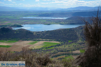 De meren Zazari und Chimaditis Nimfeo in Florina | Macedonie foto 6 - Foto von GriechenlandWeb.de