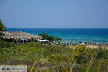 Banana beach Vassilikos Zakynthos - Ionische eilanden -  Foto 3 - Foto van De Griekse Gids