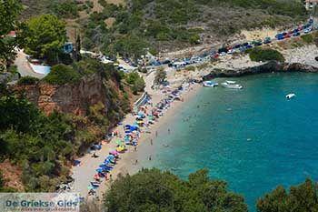Makris Gialos bij Xingia (Xigkia) Zakynthos - Ionische eilanden -  Foto 3 - Foto van De Griekse Gids