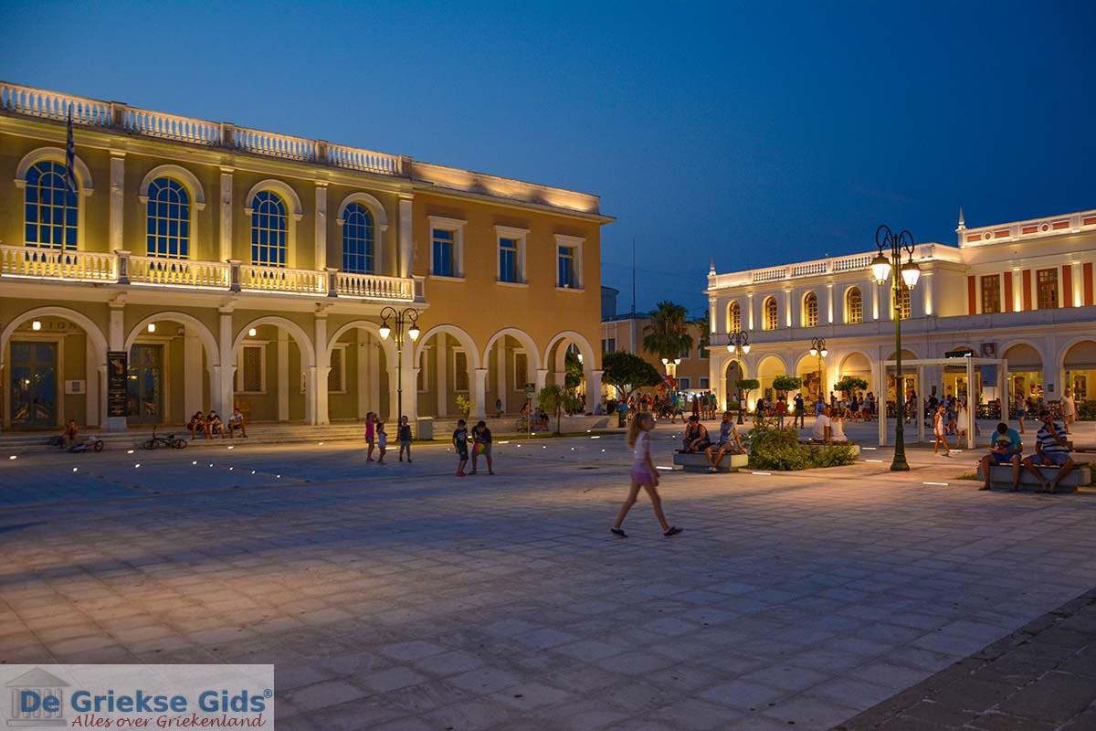 foto Zakynthos stad Zakynthos - Ionische eilanden -  Foto 4