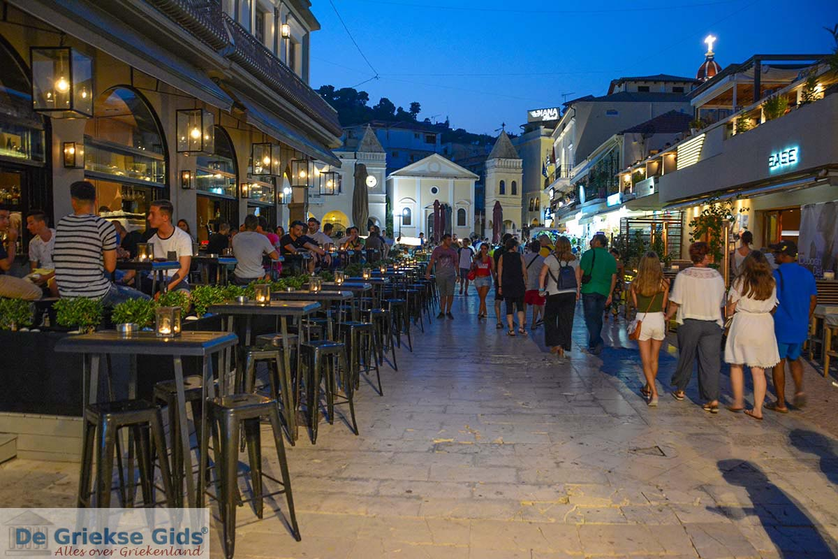 foto Zakynthos stad Zakynthos - Ionische eilanden -  Foto 8