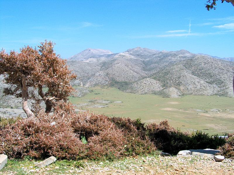 foto Ida Plateau Kreta