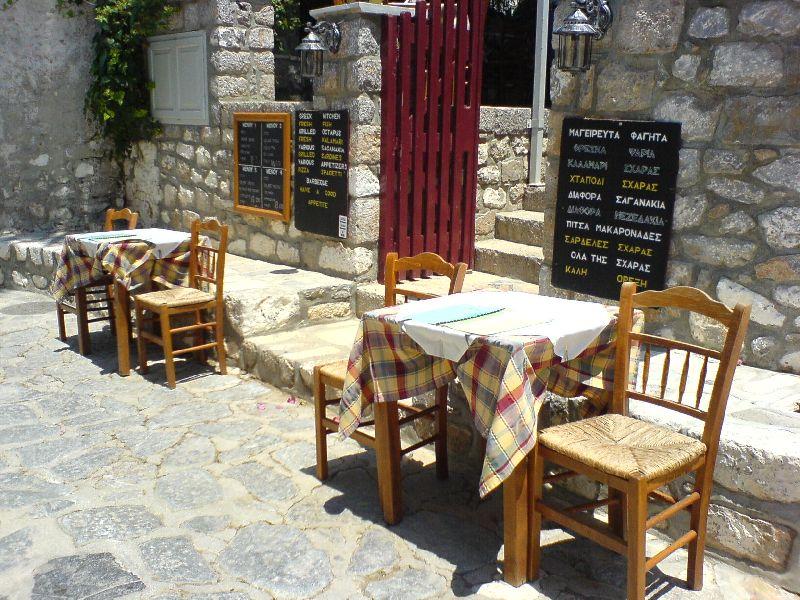 foto Restaurant op Hydra