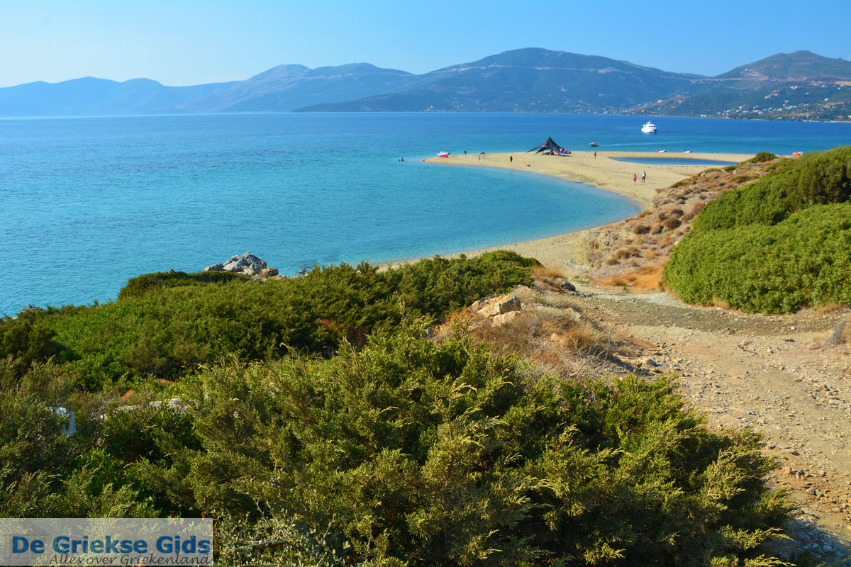 foto Golden beach Evia | Marmari Evia | Griekenland foto 14