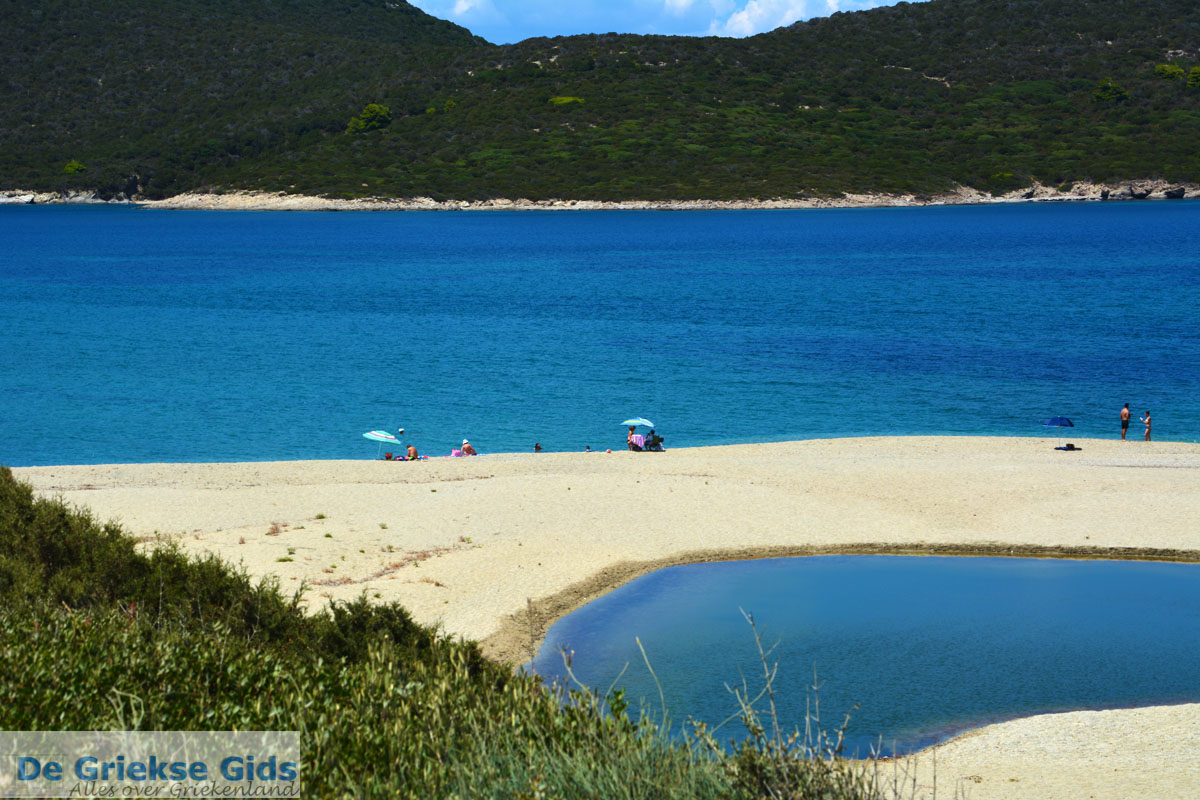 foto Bij Golden beach Evia | Marmari Evia | Griekenland foto 23