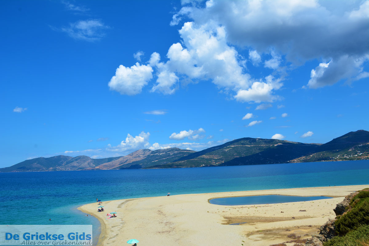 foto Bij Golden beach Evia | Marmari Evia | Griekenland foto 40