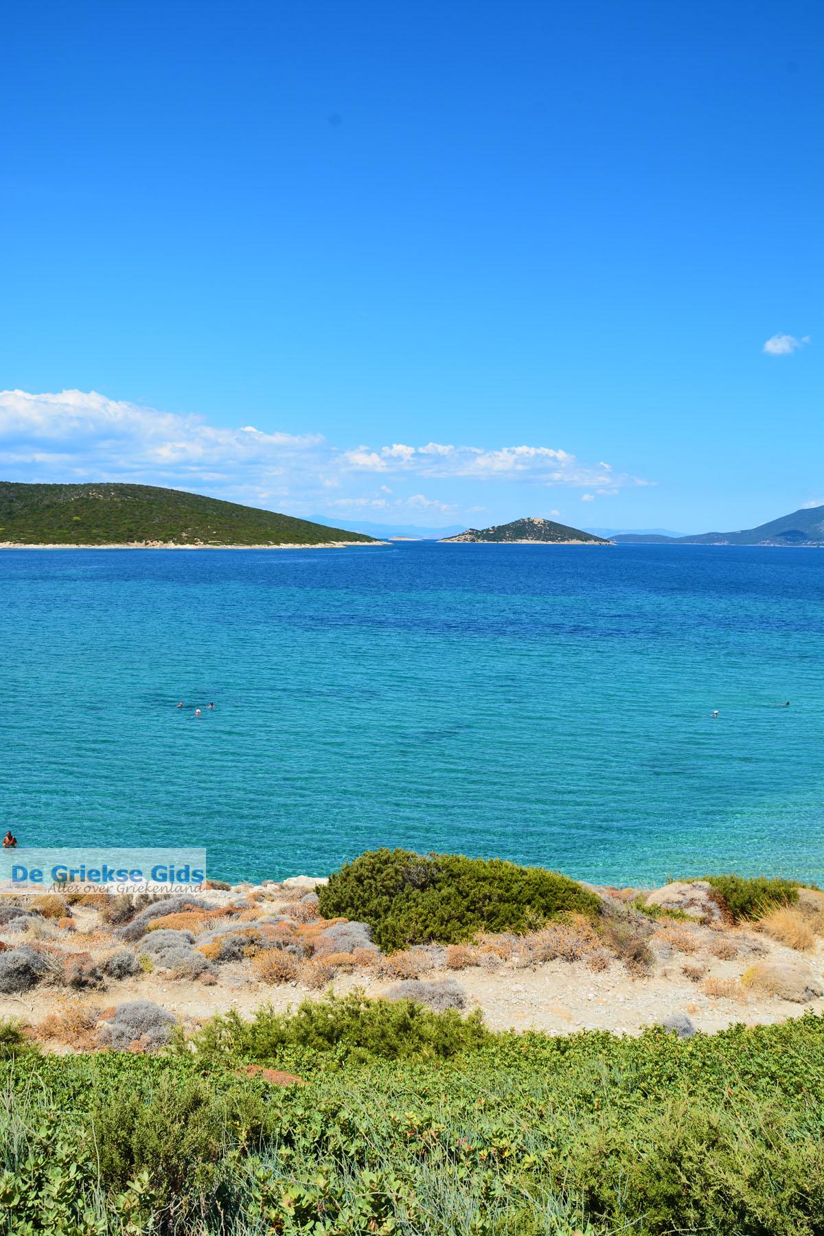 foto Bij Golden beach Evia   Marmari Evia   Griekenland foto 45