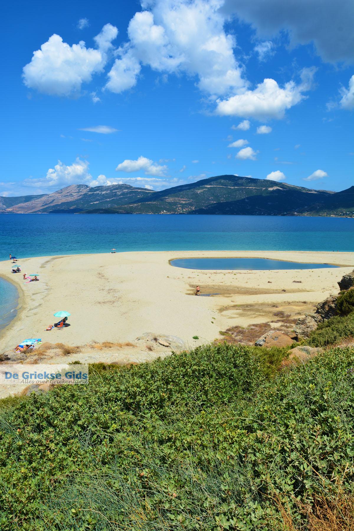 foto Bij Golden beach Evia | Marmari Evia | Griekenland foto 50