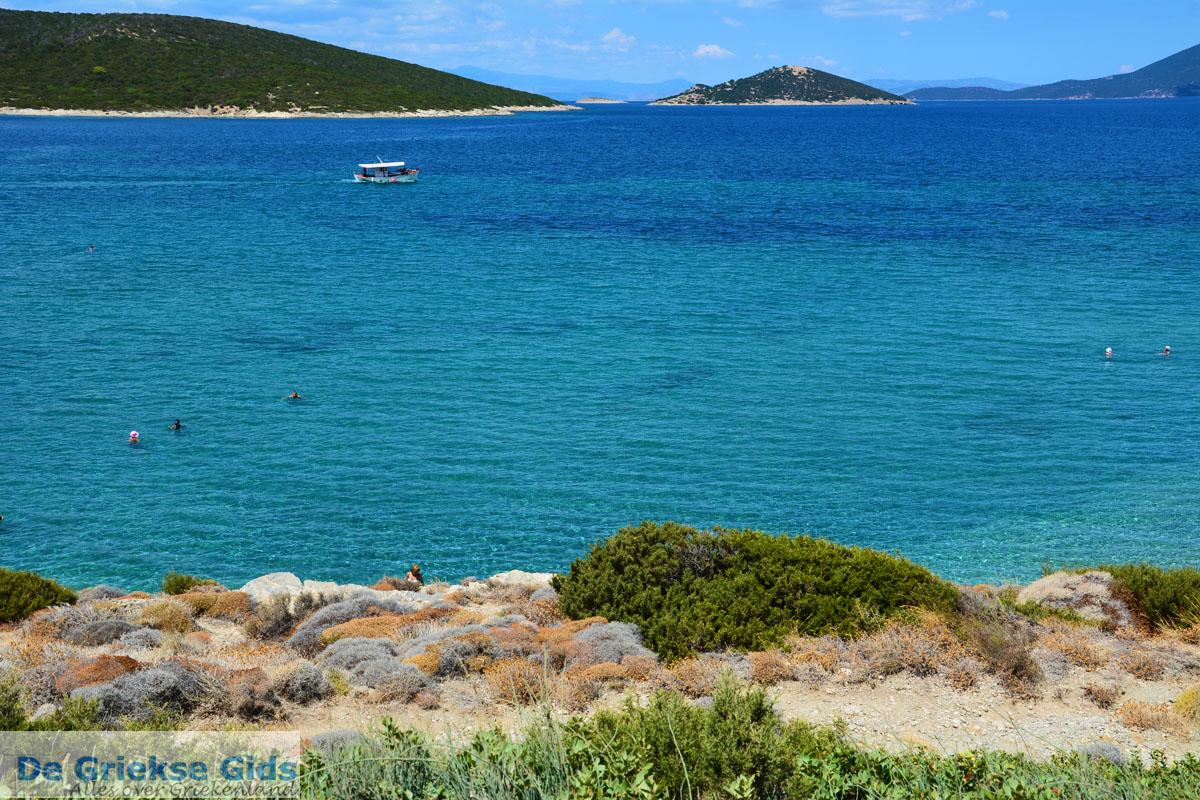 foto Bij Golden beach Evia   Marmari Evia   Griekenland foto 53