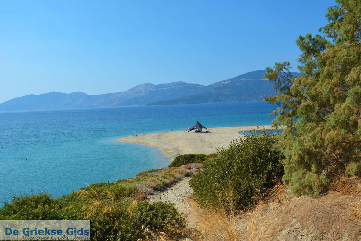 foto Bij Golden beach Evia   Marmari Evia   Griekenland foto 77