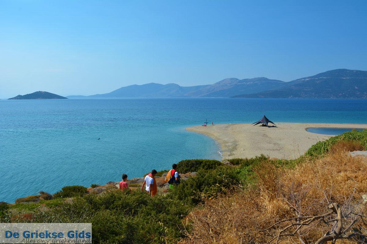 foto Bij Golden beach Evia | Marmari Evia | Griekenland foto 79