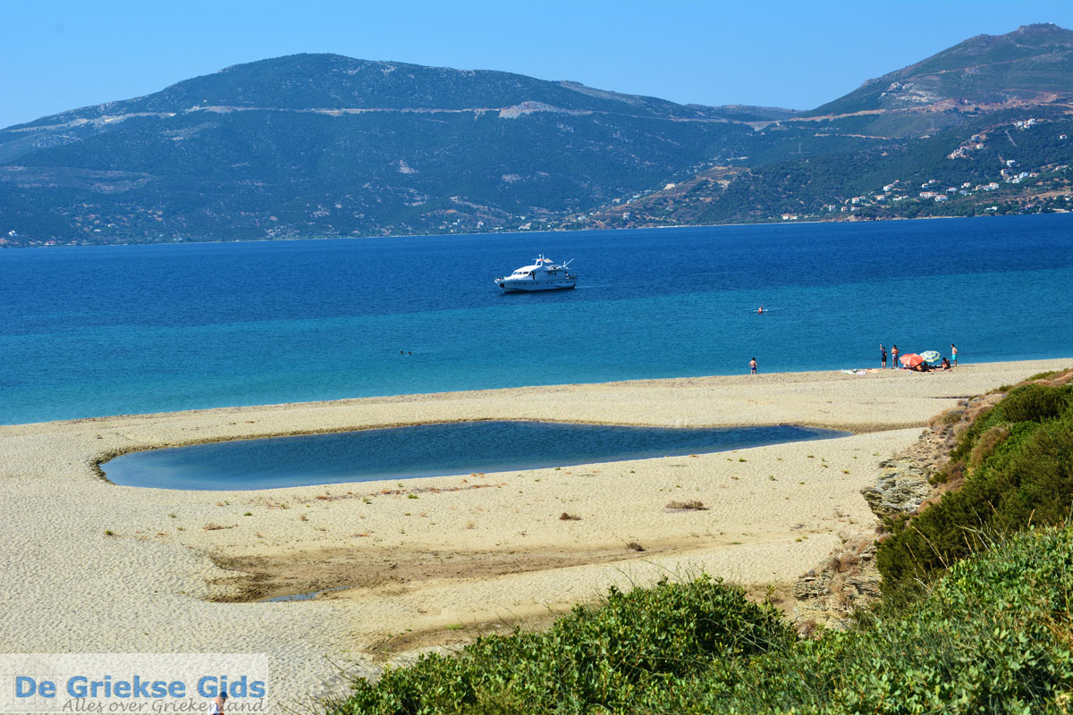 foto Bij Golden beach Evia   Marmari Evia   Griekenland foto 88