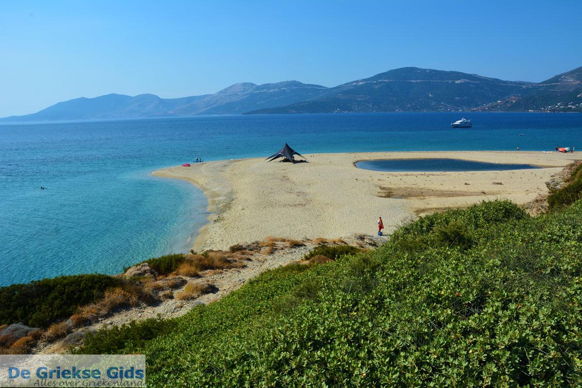 foto Bij Golden beach Evia   Marmari Evia   Griekenland foto 89