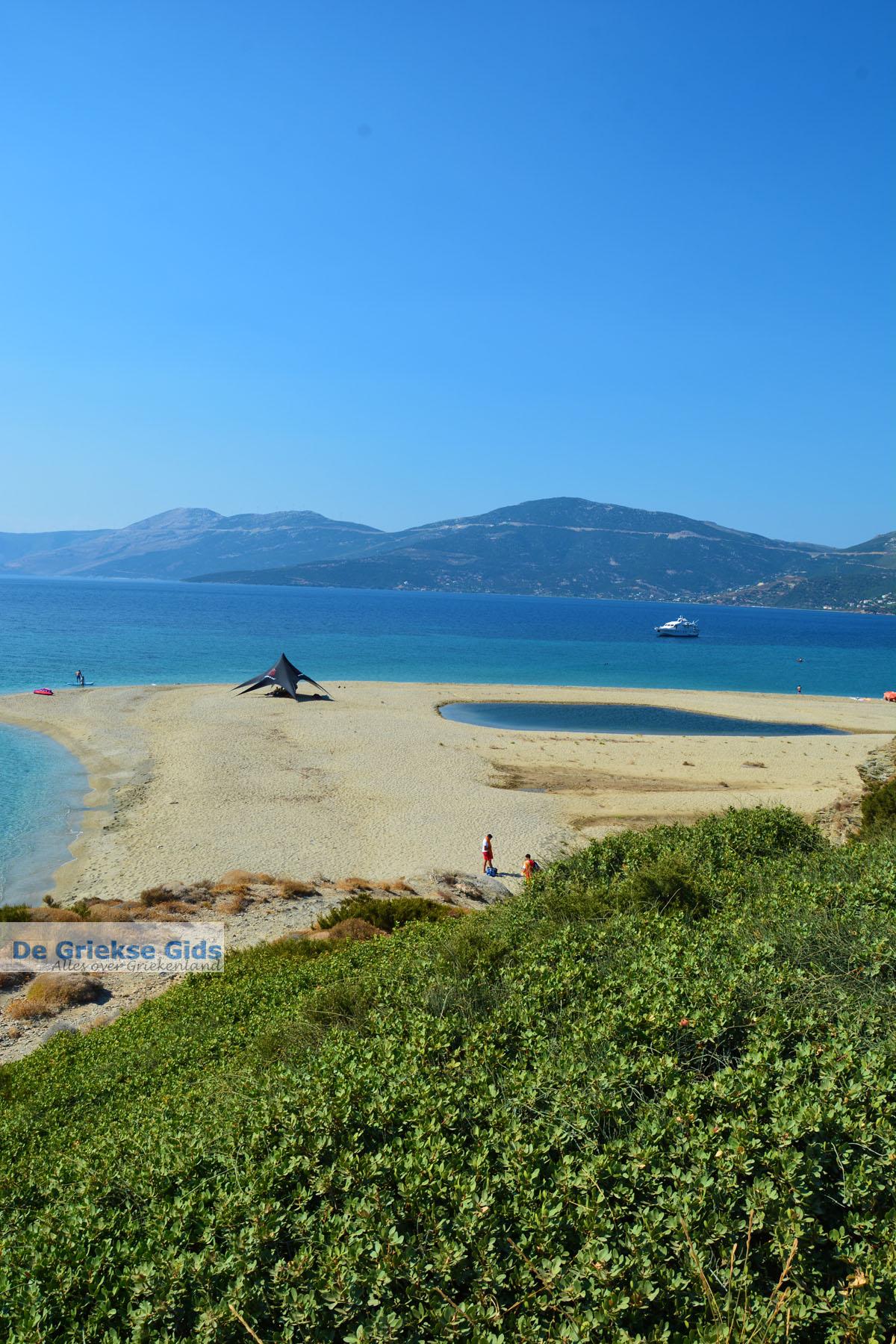 foto Bij Golden beach Evia   Marmari Evia   Griekenland foto 90