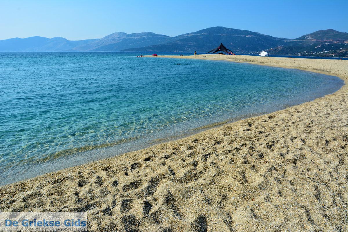 foto Bij Golden beach Evia   Marmari Evia   Griekenland foto 123