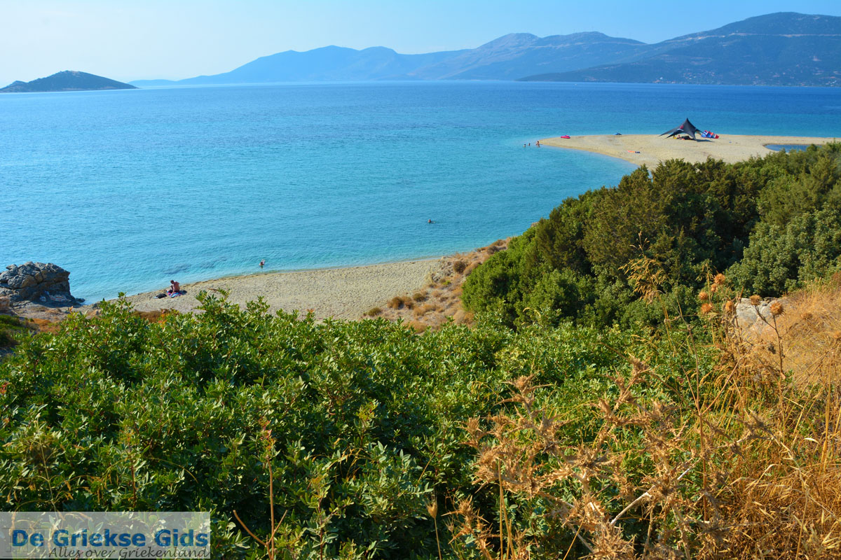 foto Bij Golden beach Evia   Marmari Evia   Griekenland foto 126