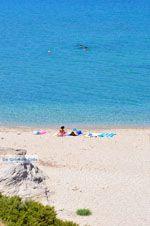 Golden beach | Marmari Evia | Griekenland foto 1 - Foto van De Griekse Gids