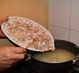 Griekse Kippensoep