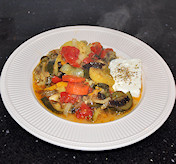 Briam - Griekse groenteschotel