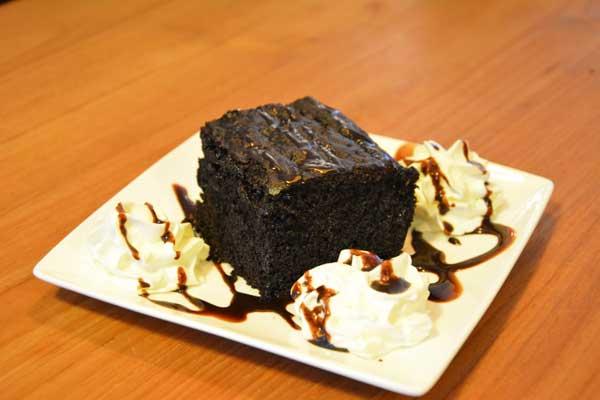 Chocolatopita - Grieks chocolade gebak