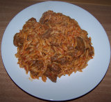 Kritharakia - Griekse gerechten en recepten