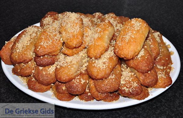 Griekse honingkoekjes | melamakarona | kerstkoekjes