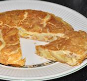 Omelet met aardappelen (Omeletta me patates)