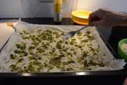 Prasopita - Griekse preitaart - recept