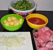 Ingredienten grieks recept