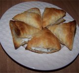 tiropita - Griekse gerechten en recepten