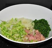 Tonijn-salade maken
