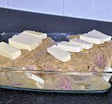 Boter op het vlees leggen