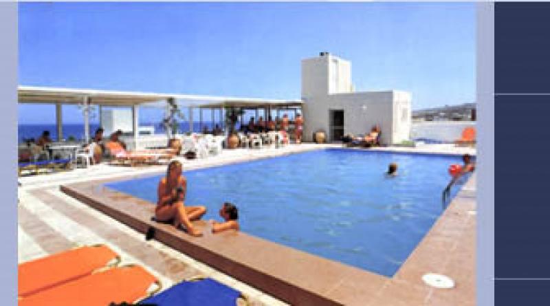 Hotel Achillion Palace - Rethymnon - Rethymnon Kreta
