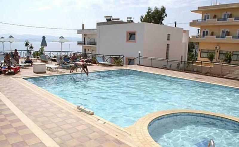 Hotel Adonis - Agia Galini - Rethymnon Kreta