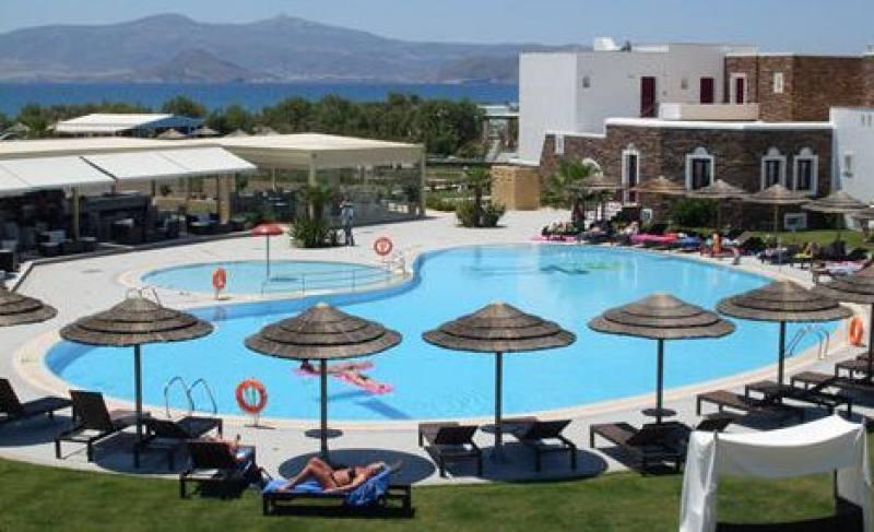 Hotel Aegean Palace - Plaka - Naxos