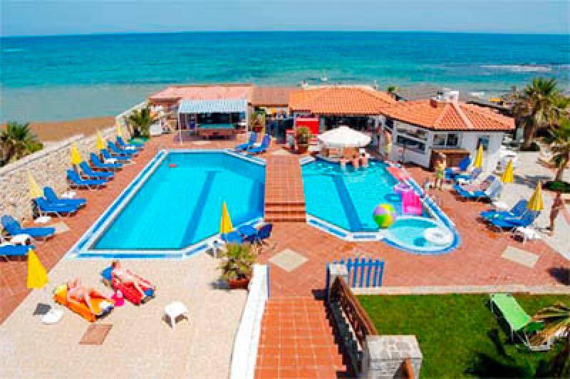 Hotel Aeolos Beach - Malia - Heraklion Kreta