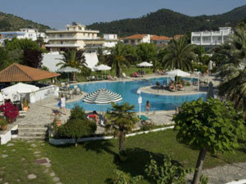 Hotel Aethria - Thassos stad - Thassos