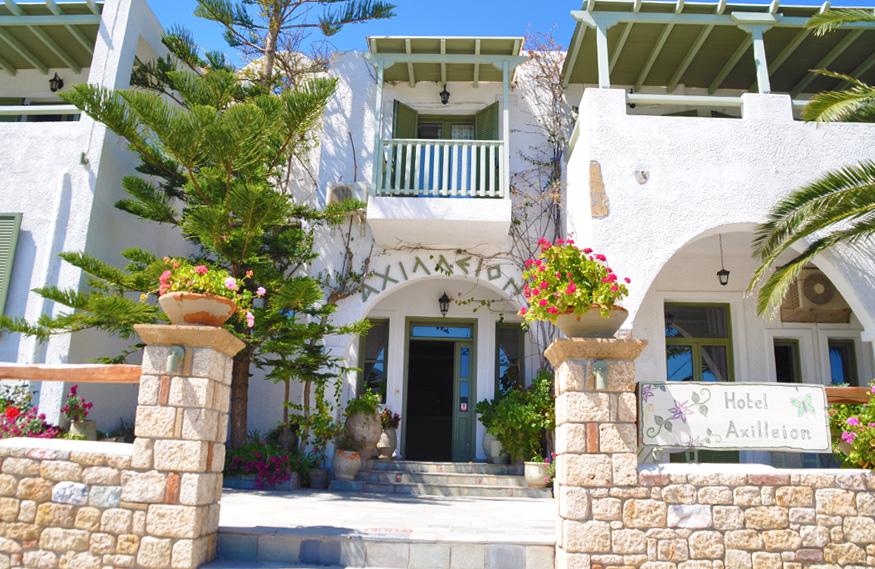 Hotel Axilleion - Aspous - Skyros