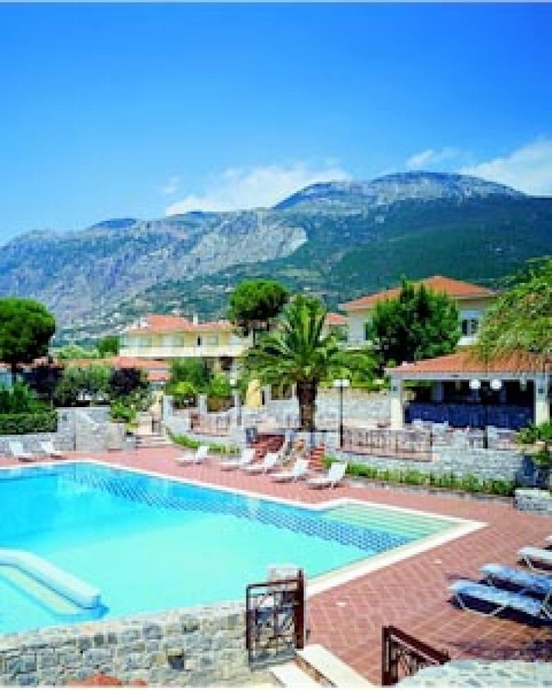 Hotel Akti Taygetos - Kalamata - Messinia