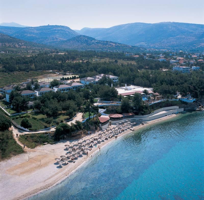 Hotel Alexandra Beach - Potos - Thassos
