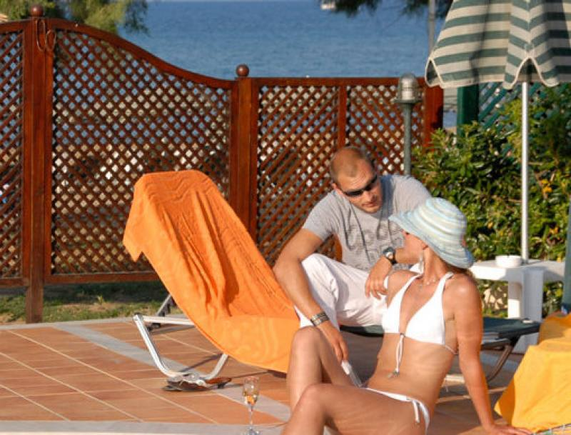 Hotel Amalthia Beach Resort - Agia Marina - Chania Kreta