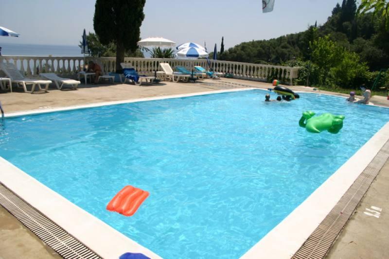 Hotel Andromaches - Benitses - Corfu