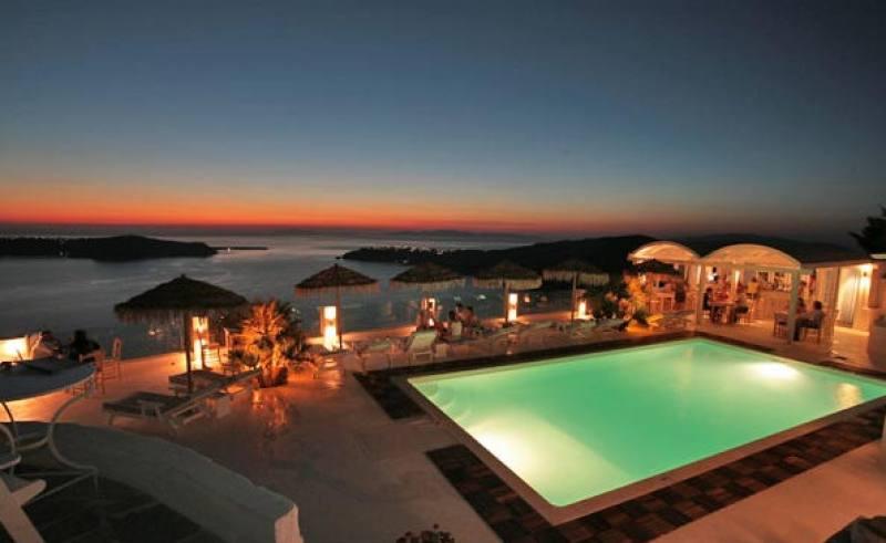 Appartementen Andromeda Villas - Imerovigli - Santorini