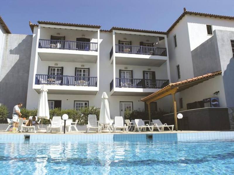 Hotel Aperitton - Skopelos stad - Skopelos