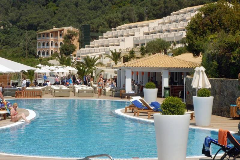 Hotel Aquis Pelekas Beach - Pelekas - Corfu