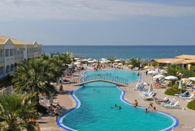 Hotel Aquis Sandy Beach Resort - Agios Georgios Corfu - Corfu