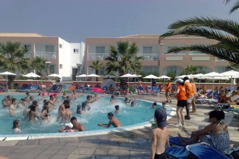 Hotel Aquis Sandy Beach Resort Agios Georgios Corfu Corfu